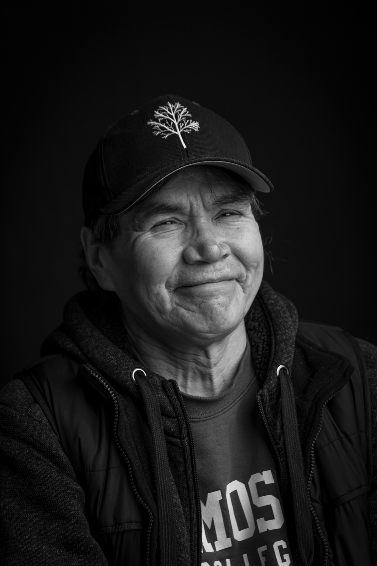 Portraits for the Homeless Victoira Canada